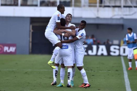 Santos x Atlético MG