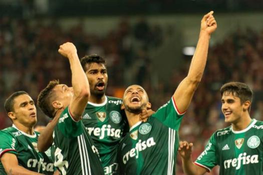 Atlético PR x Palmeiras