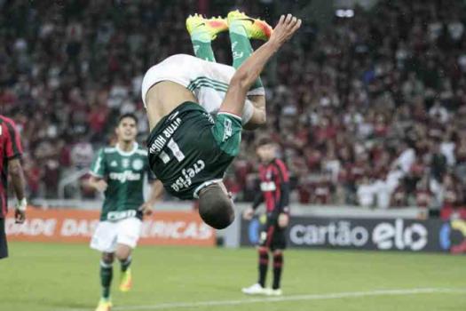 AtleticoPR x Palmeiras