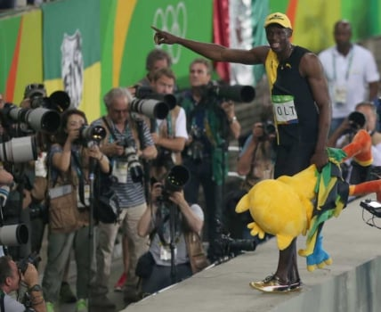 Usain Bolt (Foto:Cleber Mendes/LANCE!Press)