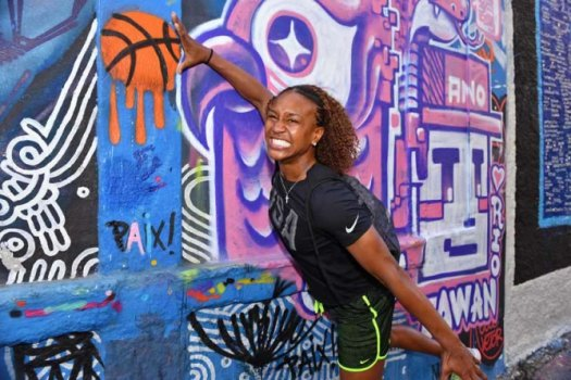 Tamika Catchings - Basquete