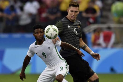 74b2b7ff8d Nigéria x Alemanha - Futebol