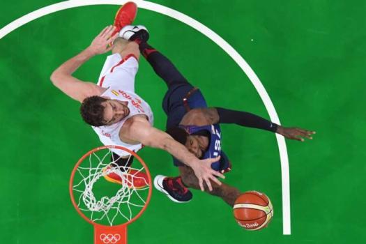 Estados Unidos vence a Espanha e vai para mais uma final olímpica