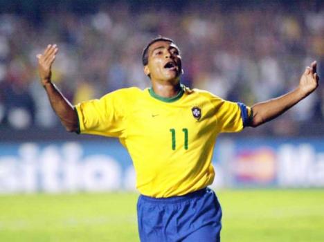 Romário (atacante) - Seleção