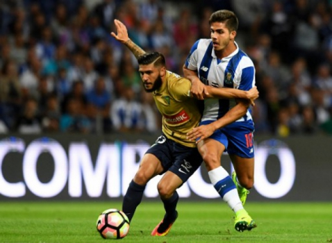 André Silva - Porto x Estoril
