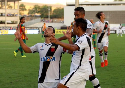 Vasco x Sampaio Correa