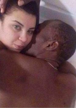 Jady Duarte, affair de Bolt durante sua passagem no Rio