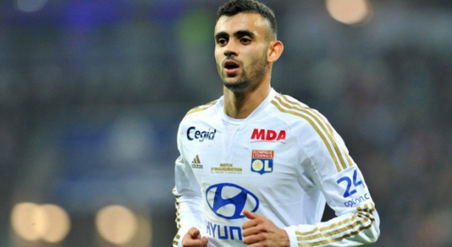 Ghezzal, do Lyon, na mira de Arsenal e Liverpool