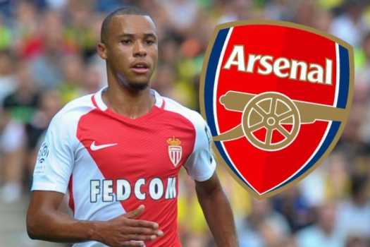 Tisserand, do Monaco, na mira do Arsenal