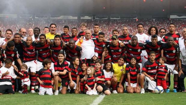 Flamengo - Hexacampeão em 2009