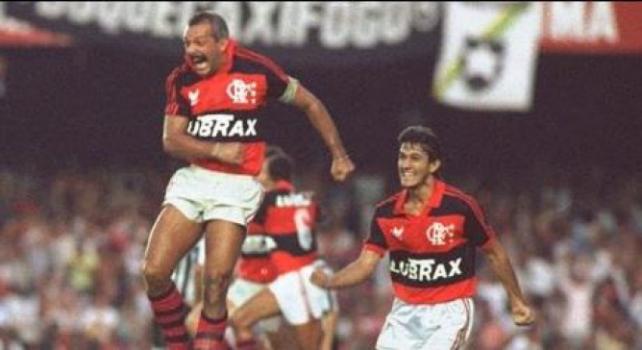Flamengo - Campeão do Brasileiro de 1992