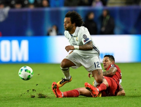 2171089f27 Marcelo tem lesão muscular e deve ser cortado da Seleção Brasileira ...