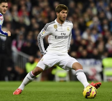 Lucas Silva - Real Madrid