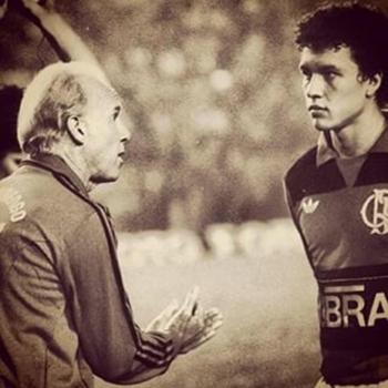 Marquinho - ex-jogador do Flamengo