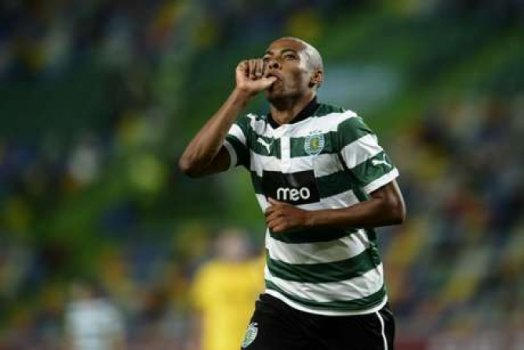 Elias no Sporting