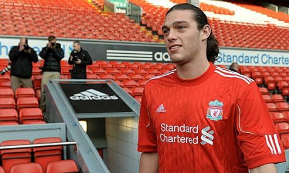 Andy Carroll - Liverpool