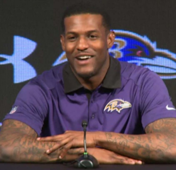 Baltimore Ravens - Mike Wallace