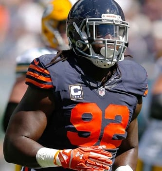 Chicago Bears - Pernell McPhee