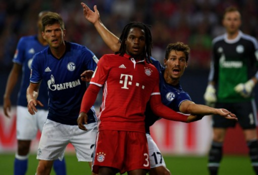 Renato Sanches - Schalke 04 x Bayern de Munique