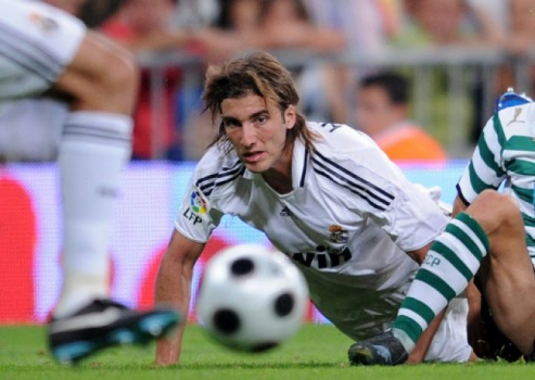 Real Madrid x Sporting - 2008