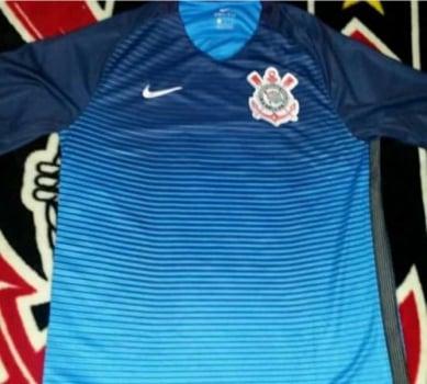 Nova terceira camisa do Corinthians 040d0e794a7d6
