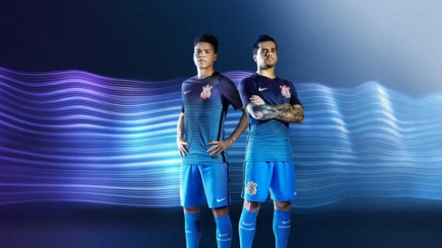 Nova Camisa do Corinthians 54bf26d2a7acc