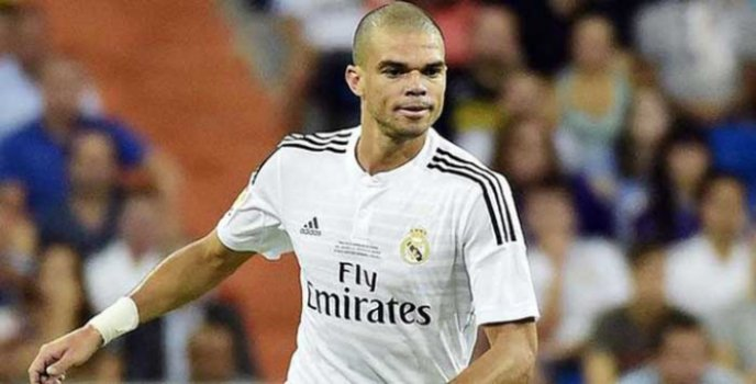 Pepe - Real Madrid