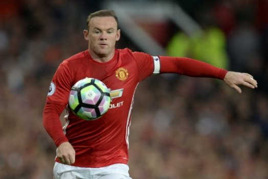Rooney - Manchester United