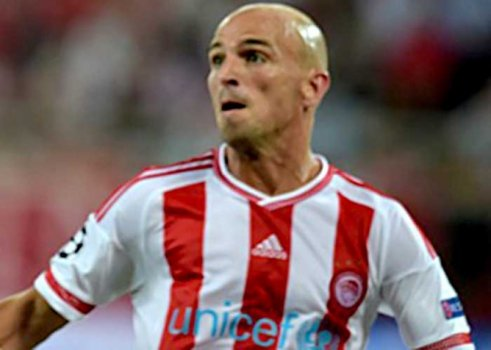Cambiasso - Olympiacos
