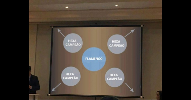 Power Point do MPF vira piada no futebol