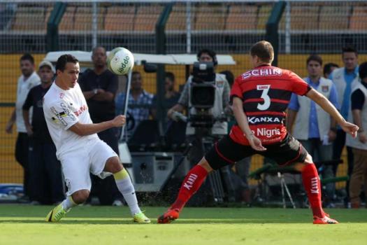 06/04/2014 – Santos 0 x 1 Ituano – Campeonato Paulista