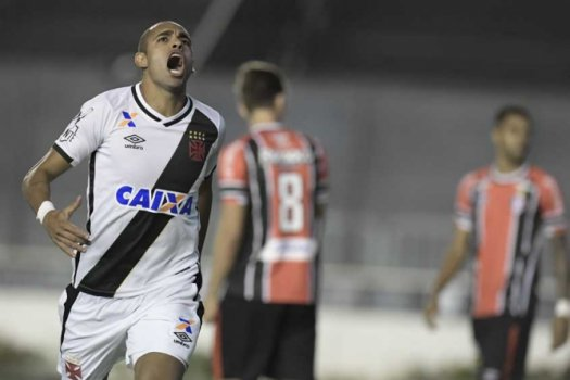 Vasco x Joinville (Foto:Jorge Rodrigues/Eleven)