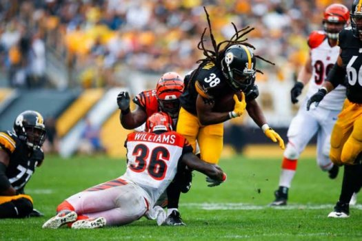 Pittsburgh Steelers x Cincinnati Bengals