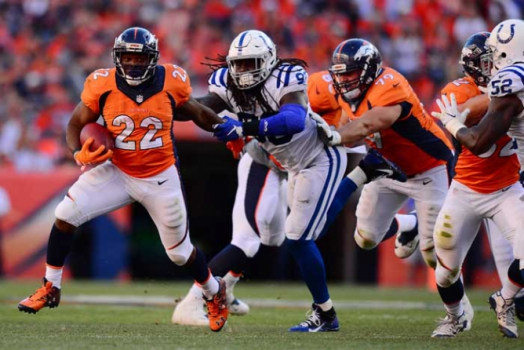 Denver Broncos x Indianapolis Colts