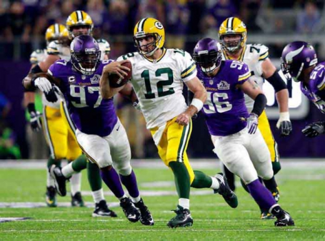 Minnesota Vikings x Green Bay Packers