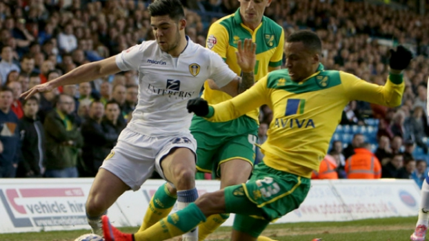 Leeds United x Norwich City