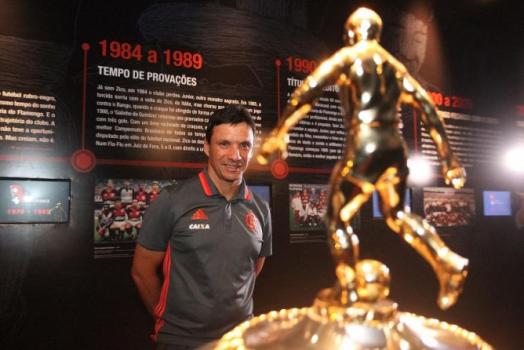 Zé Ricardo vive grande momento no Flamengo (Gilvan de Souza / Flamengo)