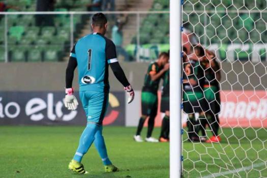 Botafogo jogou desinteressado