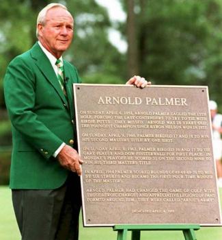 golfe - Arnold Palmer