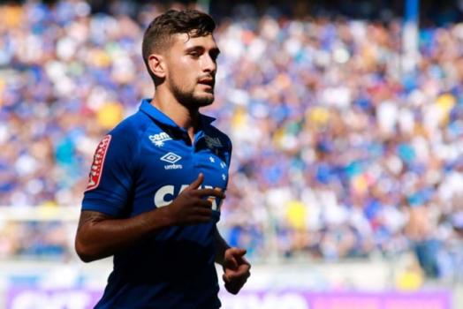 Arrascaeta explica grande fase no Cruzeiro   Preparação física   84dce2485115e