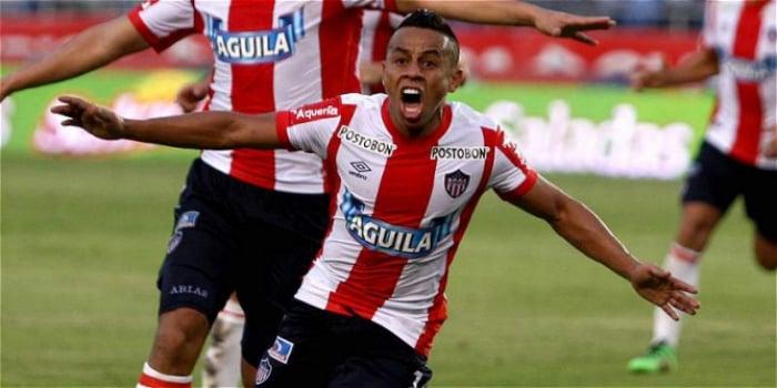 Vladimir Hernandez Junior Barranquilla