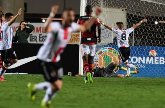 Flamengo x Palestino