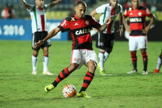 Alan Patrick - Flamengo x Palestino