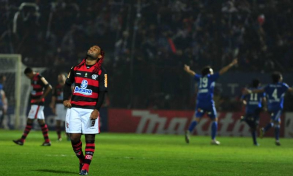 Universidad de Chile x Flamengo - 2010