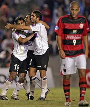 Flamengo x Defensor