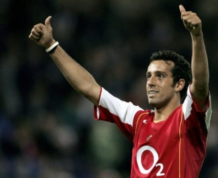 Edu Gaspar - Arsenal