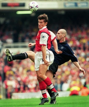 Suker - Arsenal