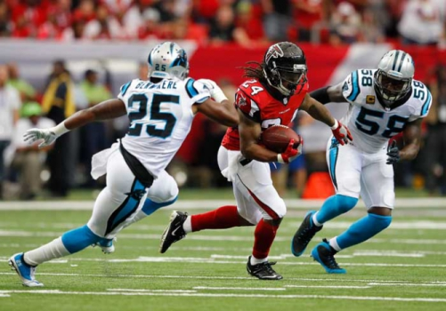 Carolina Panthers x Atlanta Falcons