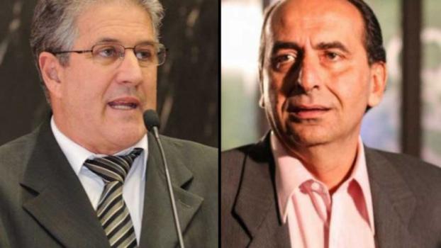 João Leite e Alexandre Kalil
