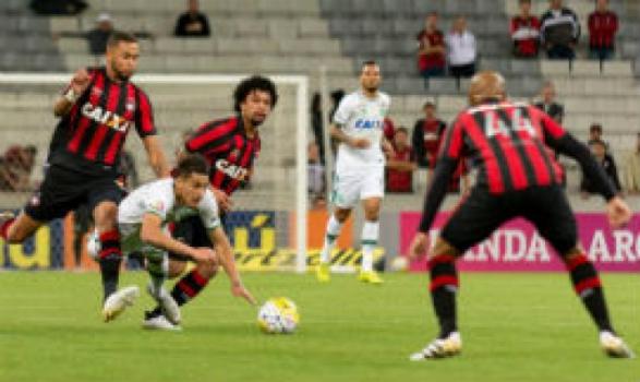 MOBILE - Atlético-PR x Chapecoense